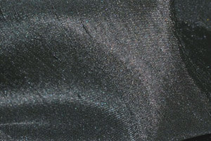 PEWTER SHANTUNG SATIN