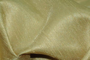 DARK GOLD SHANTUNG SATIN