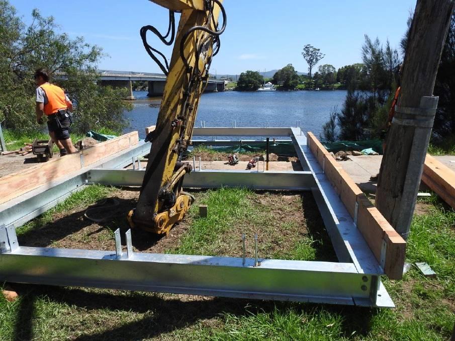 Moruya Fishing Platform