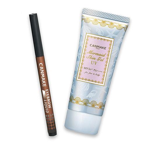 Mermaid Skin Gel UV & Eyebrow Liquid