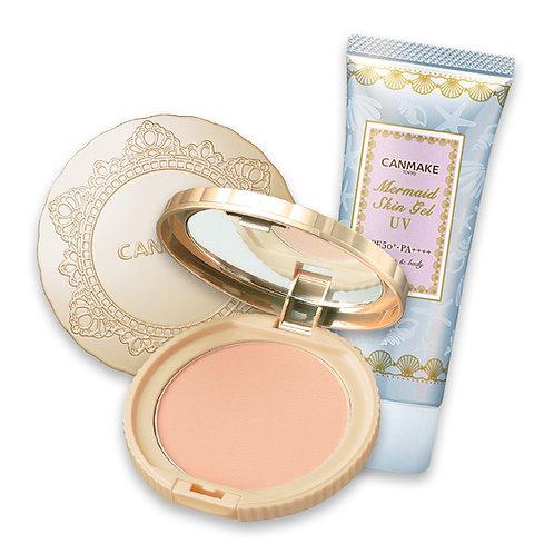 Mermaid Skin Gel UV & Marshmallow Finish Powder