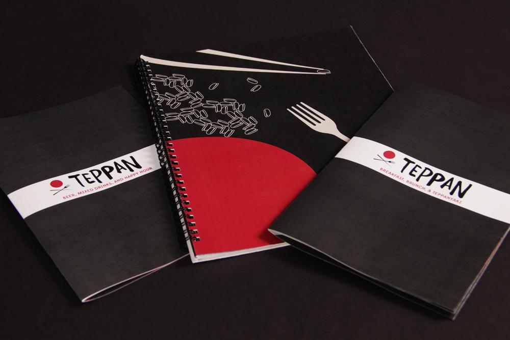 Brand Book and Menus