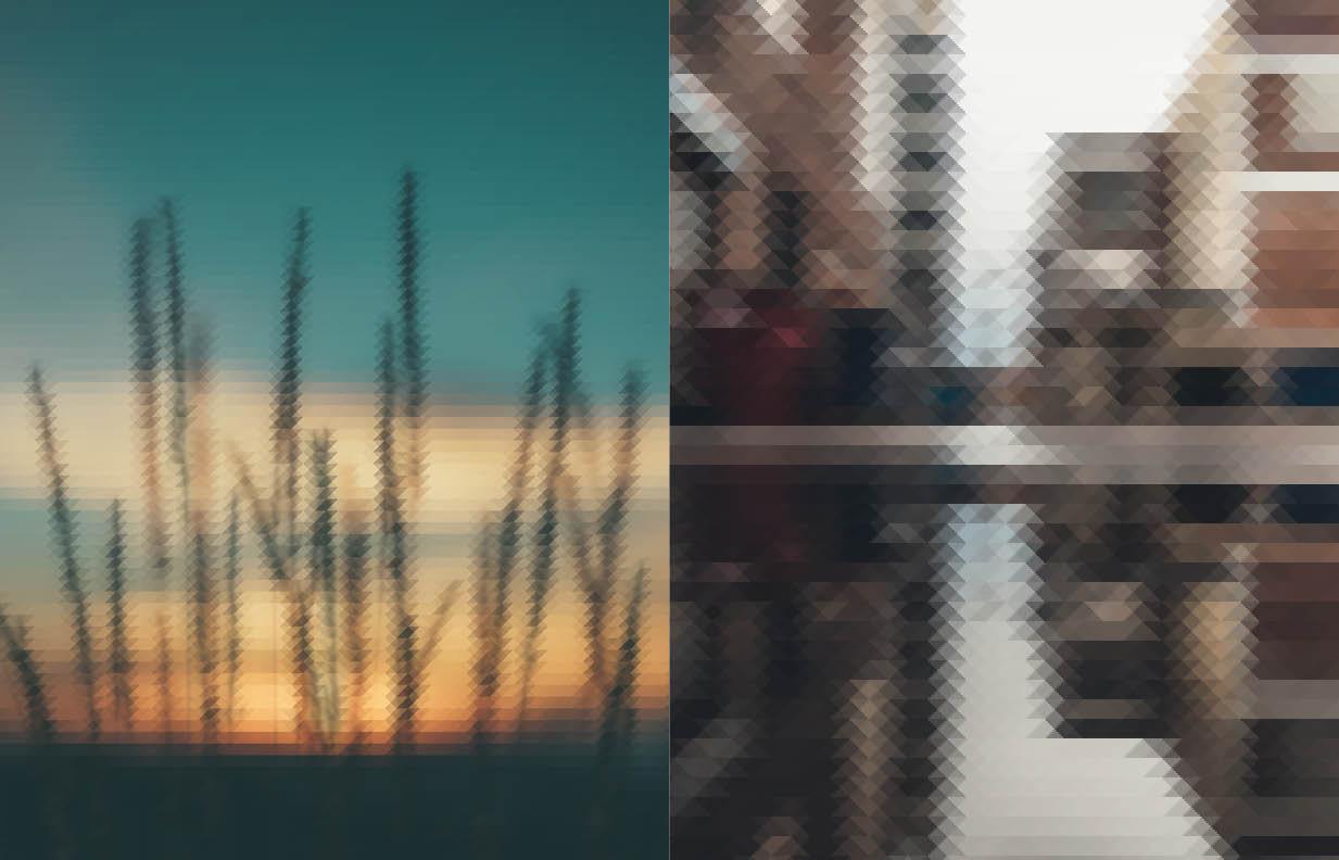 Textured Photos