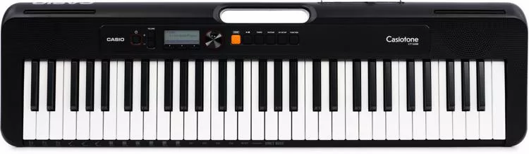 Casio Casiotone CT-S200 - Portable Digital Keyboard
