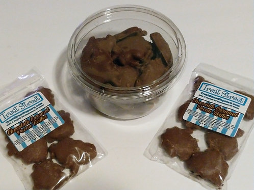Milk Chocolate Caramel Pecan Turtles