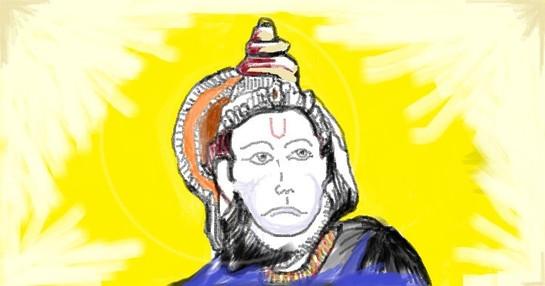Lord Hunuman