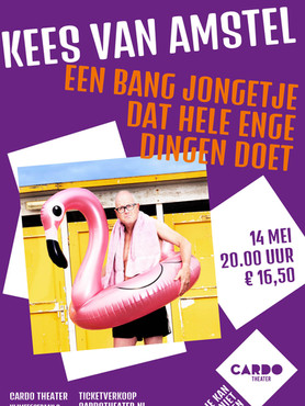 Poster Kees van Amstel