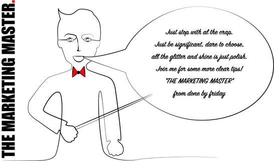 opzet marketingmaster