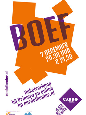 Poster Boef