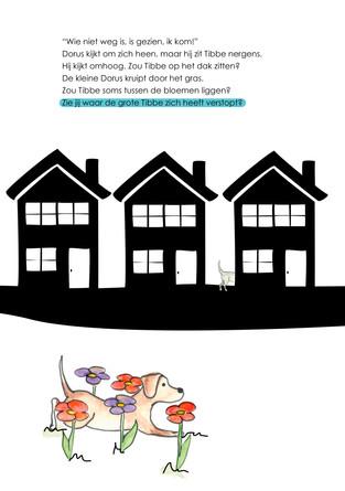 pagina 11 uit tibbe en dorus op ontdekkingsreis