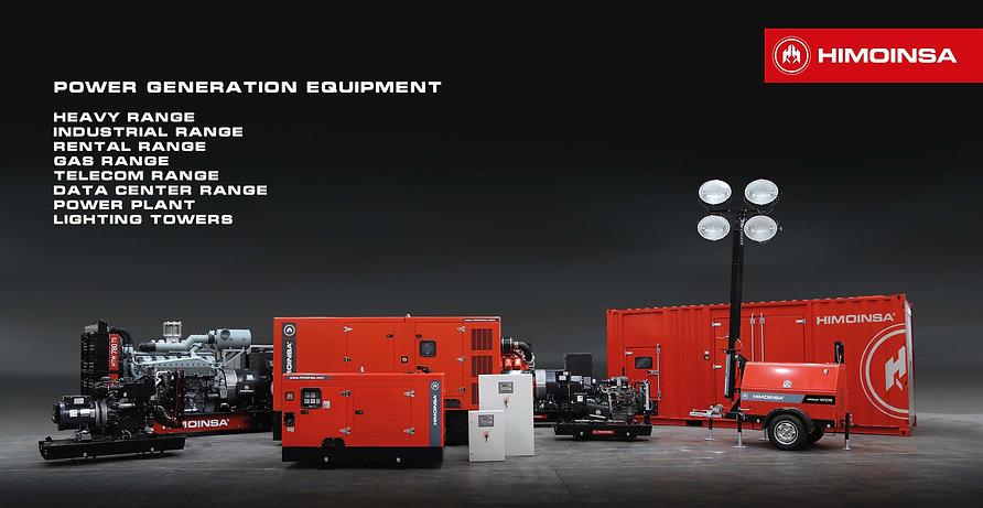 Scan Engineering | Scan Technologies | Authorized Dealer of Himoinsa | Diesel & Gas Generators | Lighting Towers | Sri Lanka | Power & Lighting Division | Generator Experts
