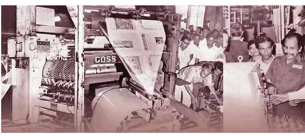 Machinery Solutions Division, Scan Engineering | Scan Technologies | Goss | High Speed Newspaper Printing Presses | Mailroom Solutions | Sri Lanka