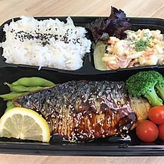 Mackerel Teriyaki