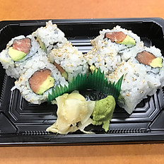 Salmon & Avocado **