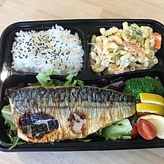 Mackerel Shioyaki