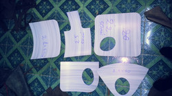 Patronage sac chambre à air Bi Ethic