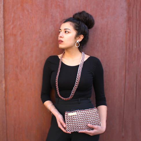 5.1 tin necklace pouch set