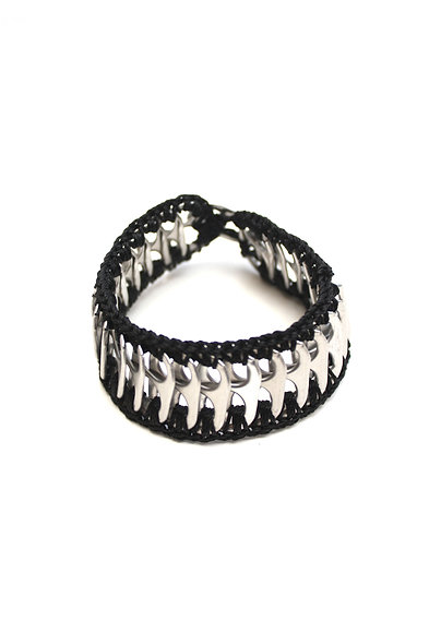 jewels bracelet black noir classe party night design orignal biethic tendance 2019 léger simple