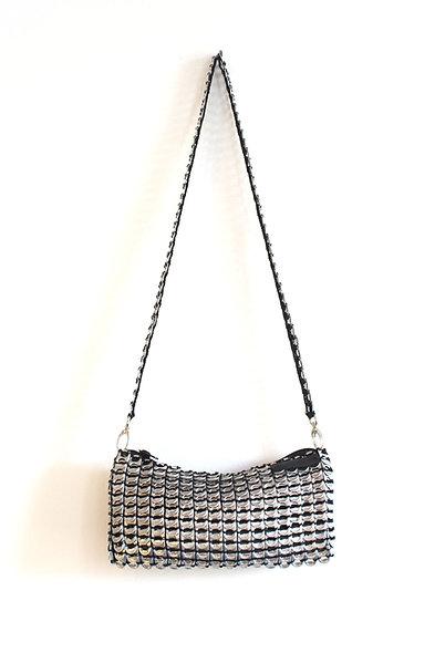 bag black biethic shoulder bag women recycled gift vegan