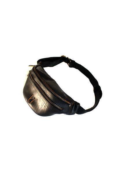 6.8 Bum Bag S leather shoulder strap