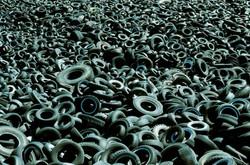 Champs de pneus