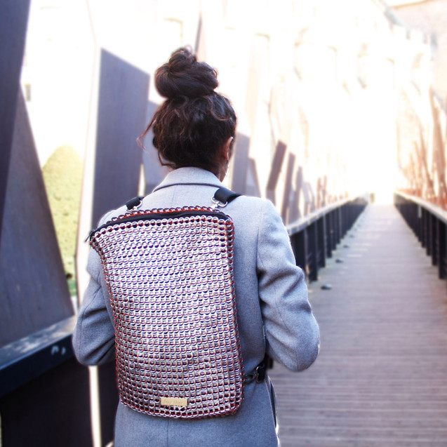 3.12 pull tab backpack