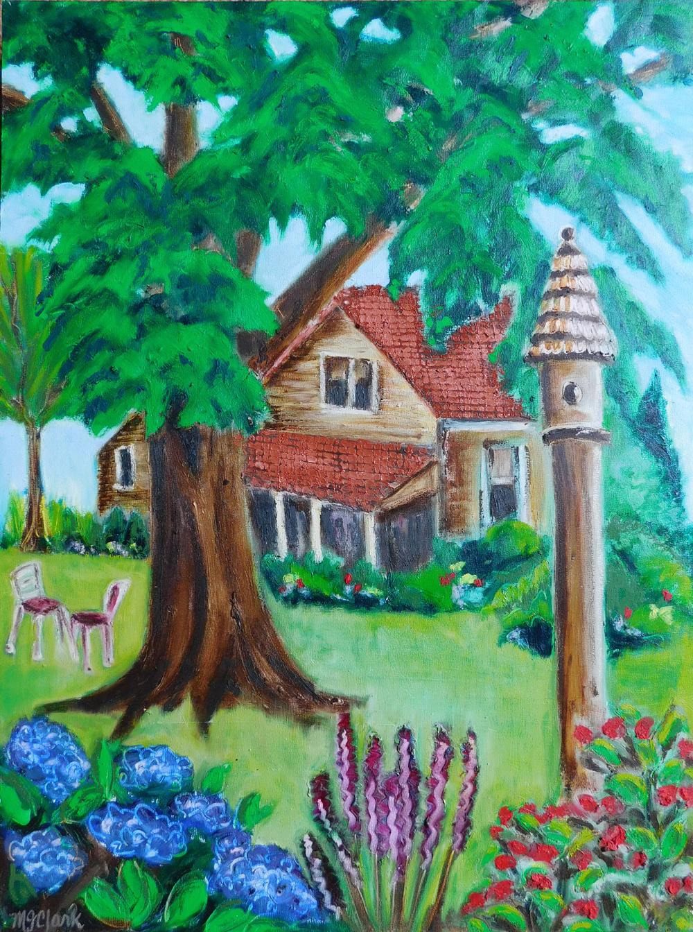 Old Summer Cottage