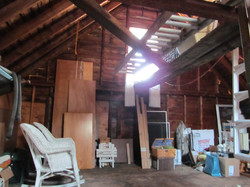 """""""Before"""" interior of studio space"""