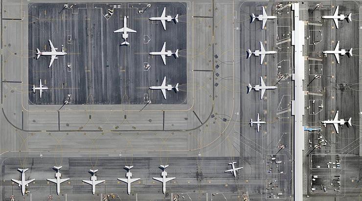 Soluciones de ultrasonido para fallas hidráulicas de American Airlines