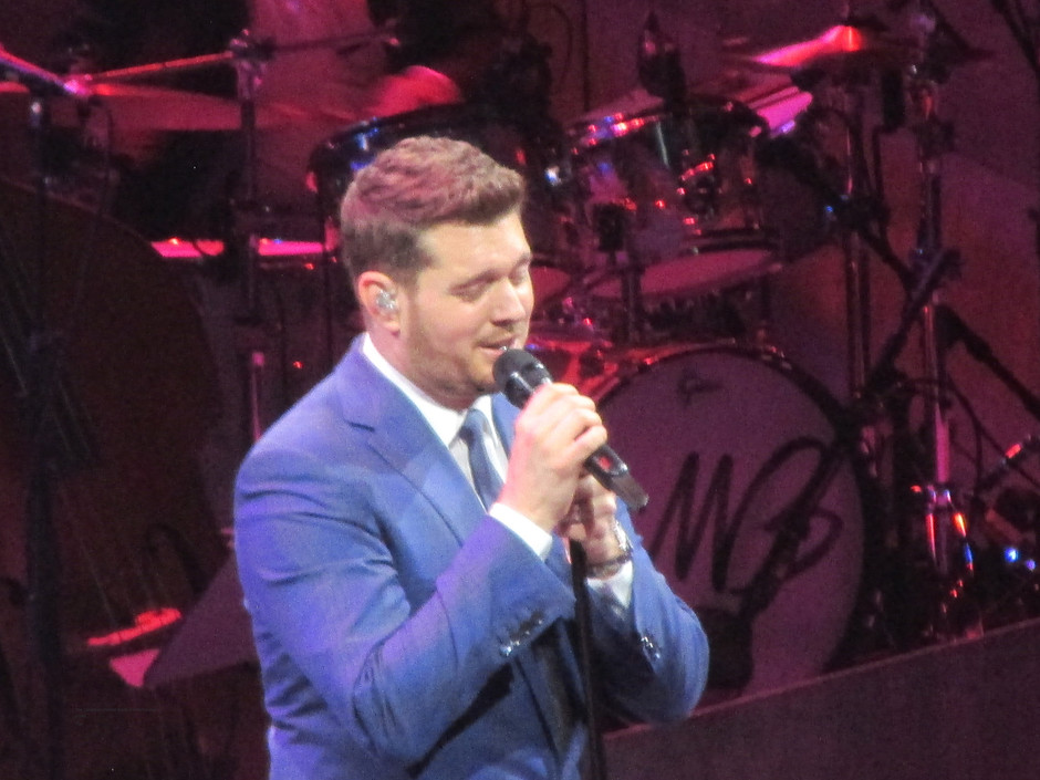Michael Bublé brings the feels