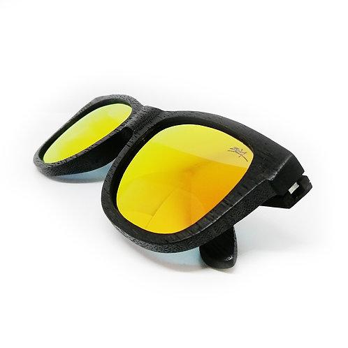 ZEN - Black Mamba - yellow lens