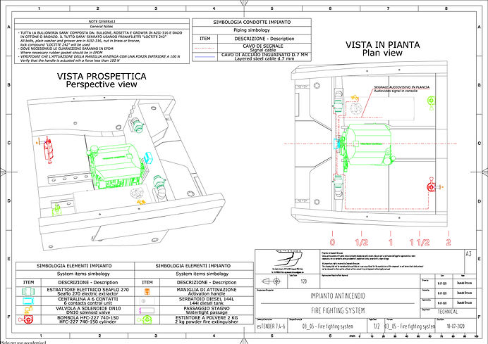 03 - 05 - Fire fighting system - pagina