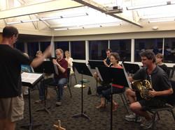 CHC Rehearsal