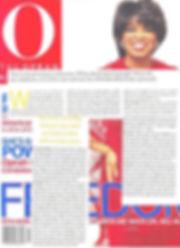 O Magazine Eastside Massage Interview