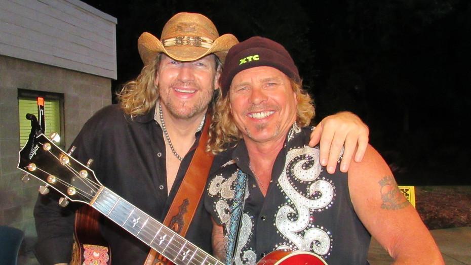 Anthony Smith and Jeffrey Steele