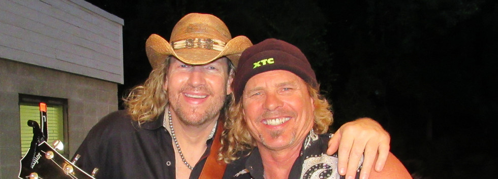 Anthony Smith and Jeffrey Steele