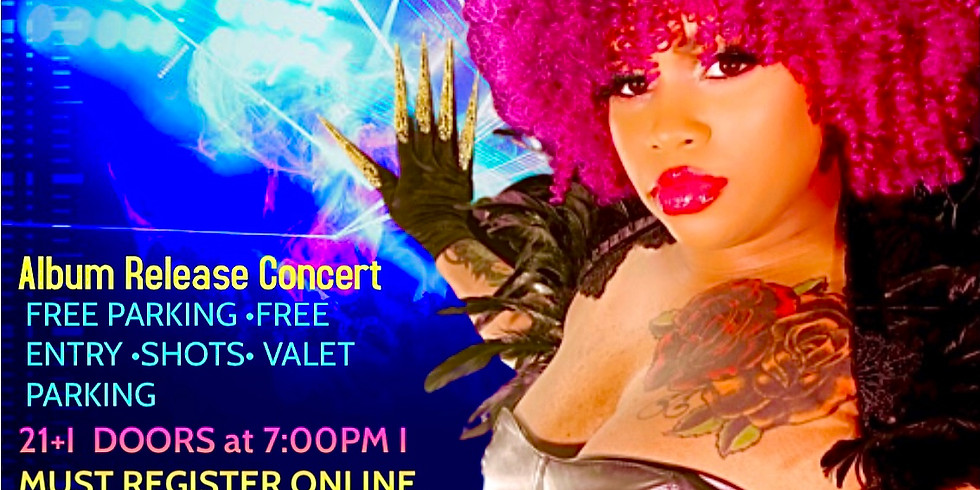 Eloi The Avatar Artist Debut Party