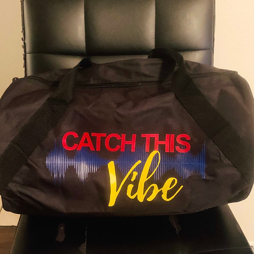 Catch This Vibe Duffel bag