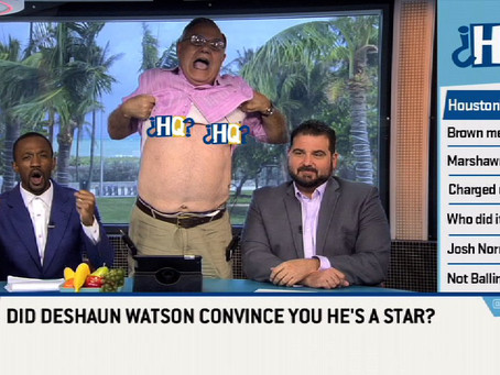 Dan Le Batard and Papi Close the Curtain in Final Show on ESPN