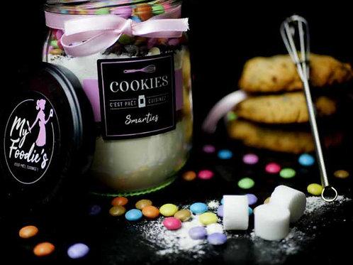 """Cookies """"SMARTIES"""""""