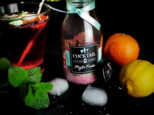 "Cocktail ""MOJITO FRAISE"""