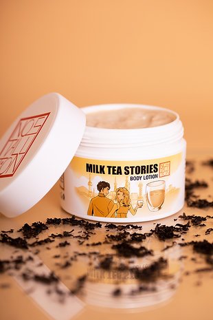 MILK TEA STORIES BODYLOTION (200ml)