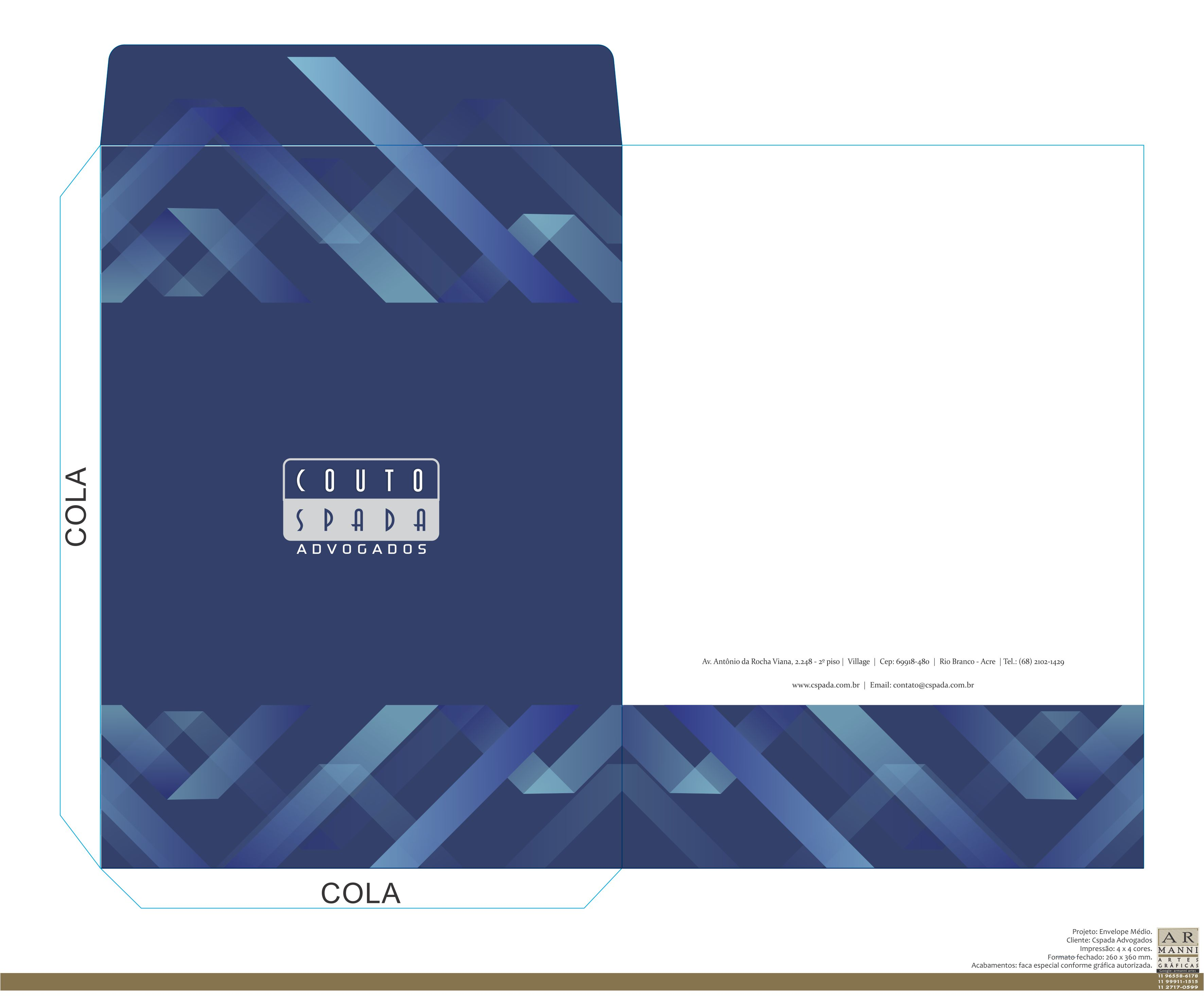 Envelope personalizado,papelaria.