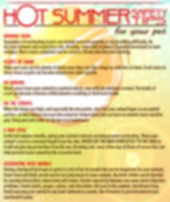 5As,Alton Area Animal Aid Association,hot,summer,safety,tips