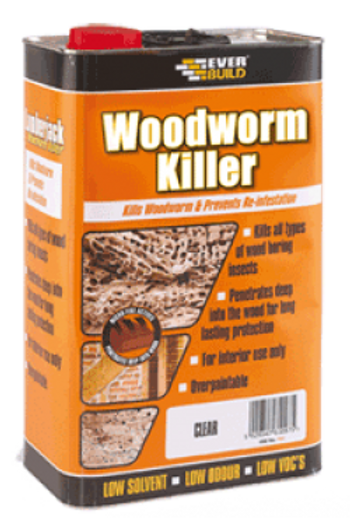 Sika Woodworm Killer