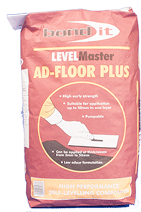 LEVELMASTER AD FLOOR PLUS     BDH110 SELF LEVELING