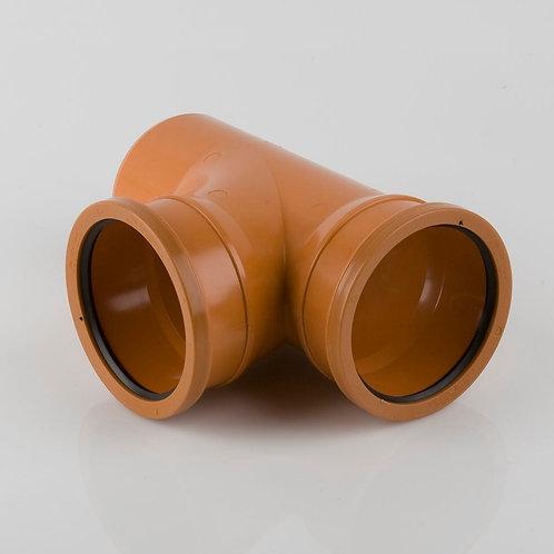 Double Socket Junction PVC