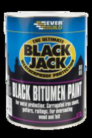 Sika Black Bitumen Paint
