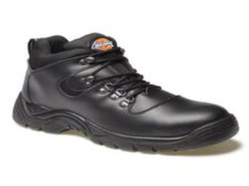 Dickies Fury    Safety Boot    BLACK