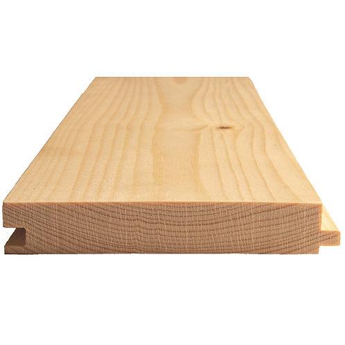 Whitewood T&G Flooring Treated